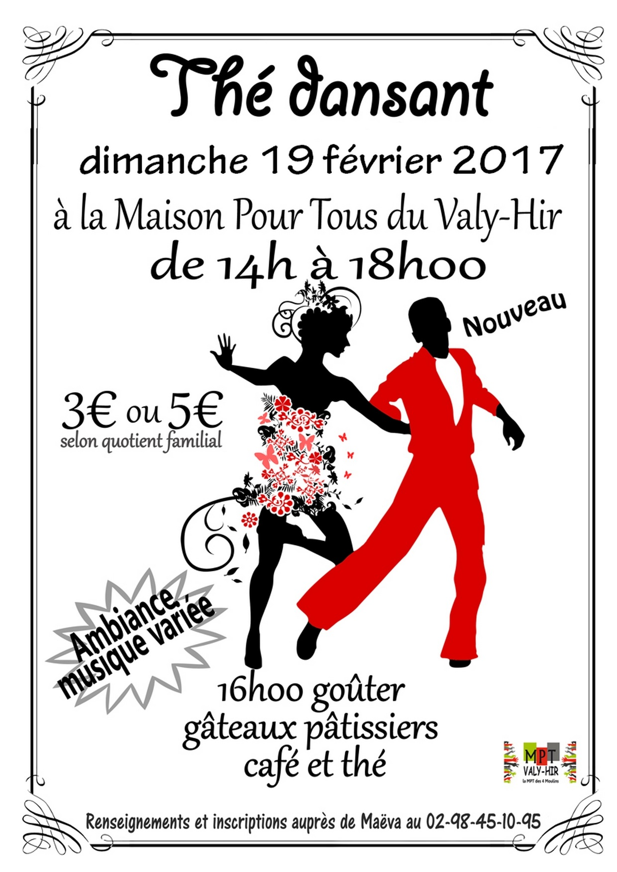 the dansant fevrier 2017